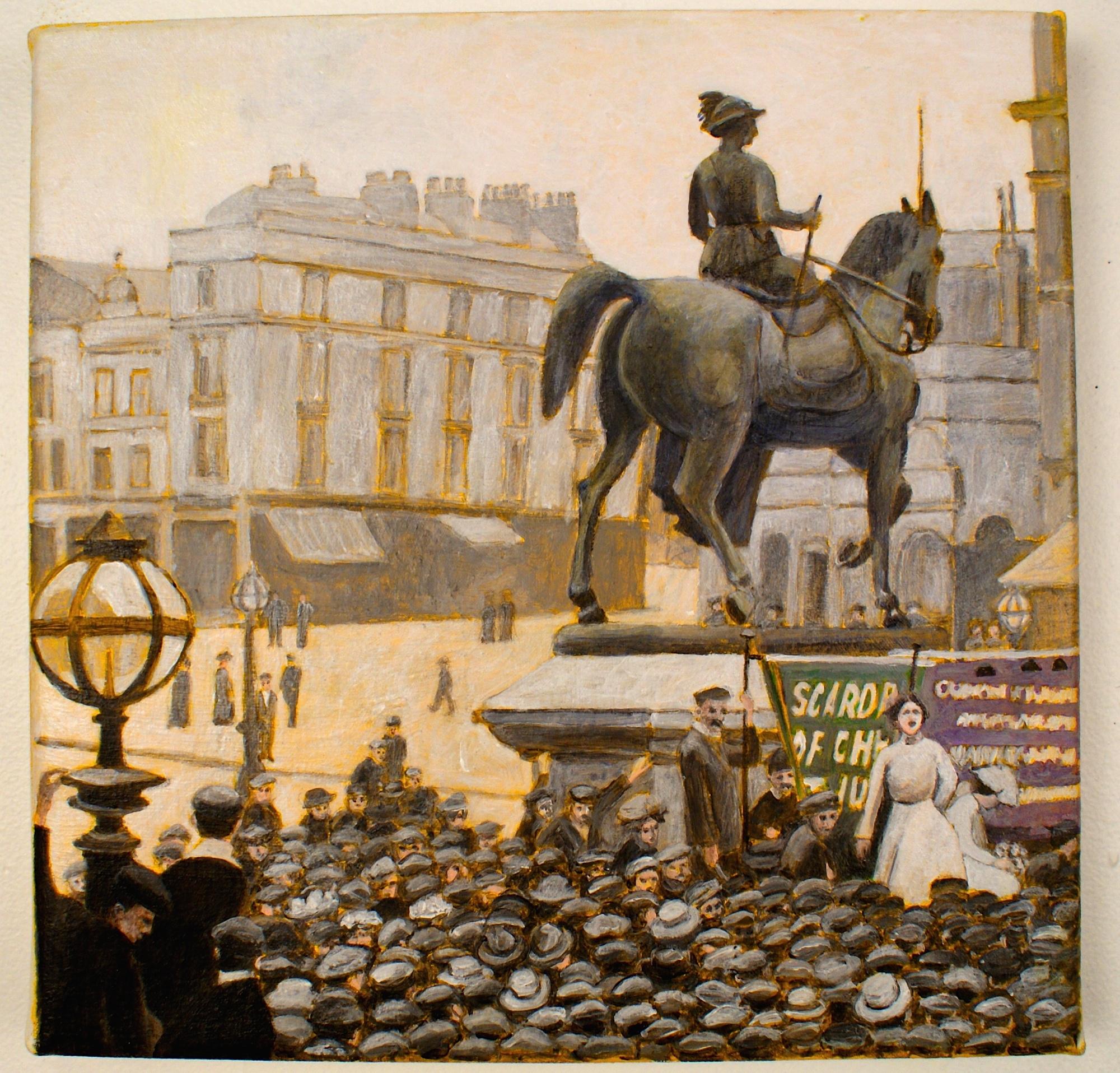 Patricia Woodlock, Liverpool, 1908