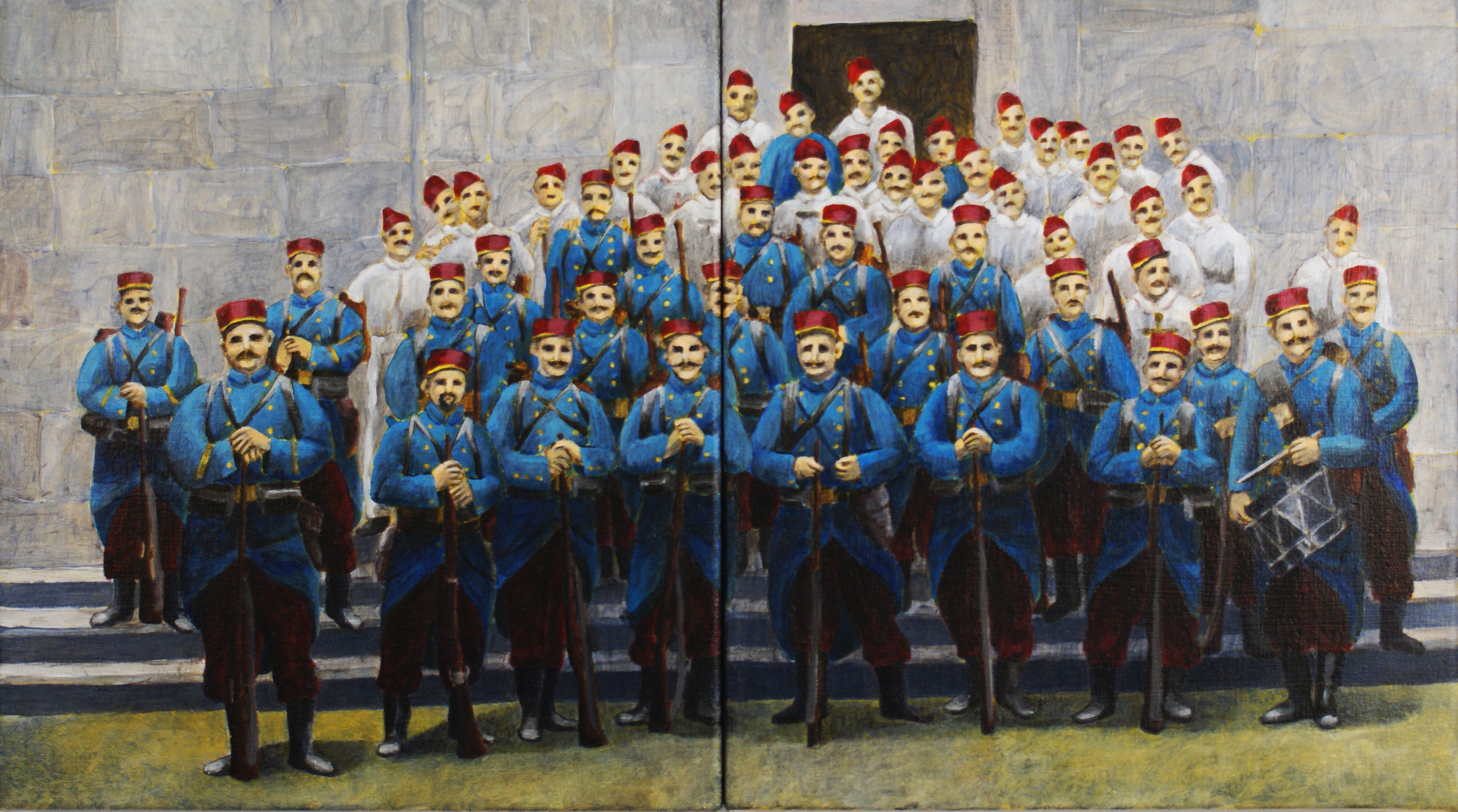 France, Soldiers