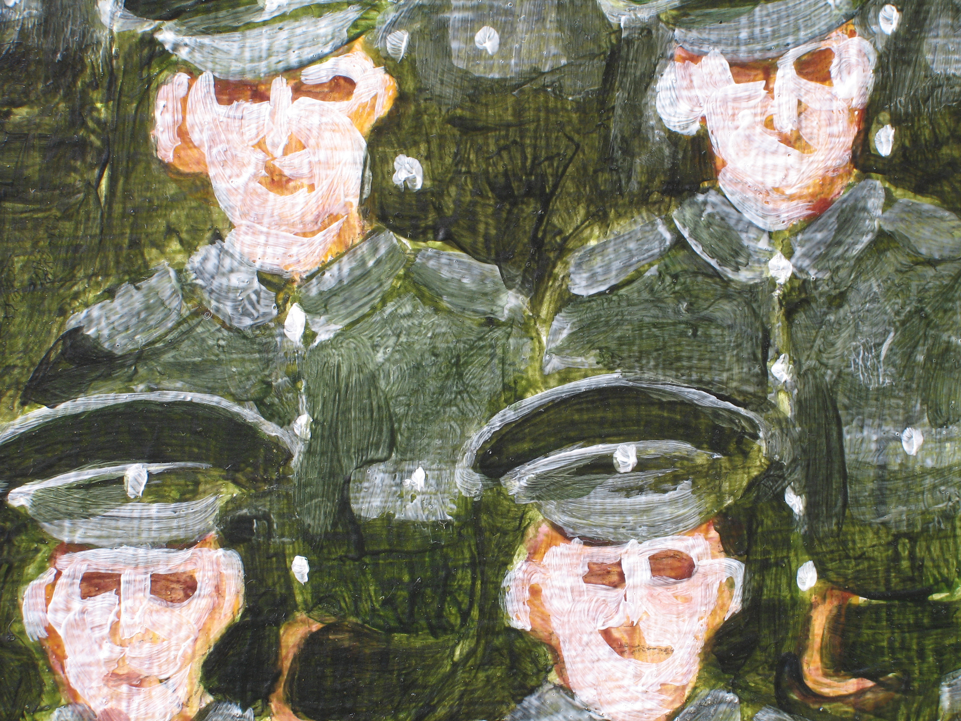 Newfoundland Regiment, (panel 1 detail)