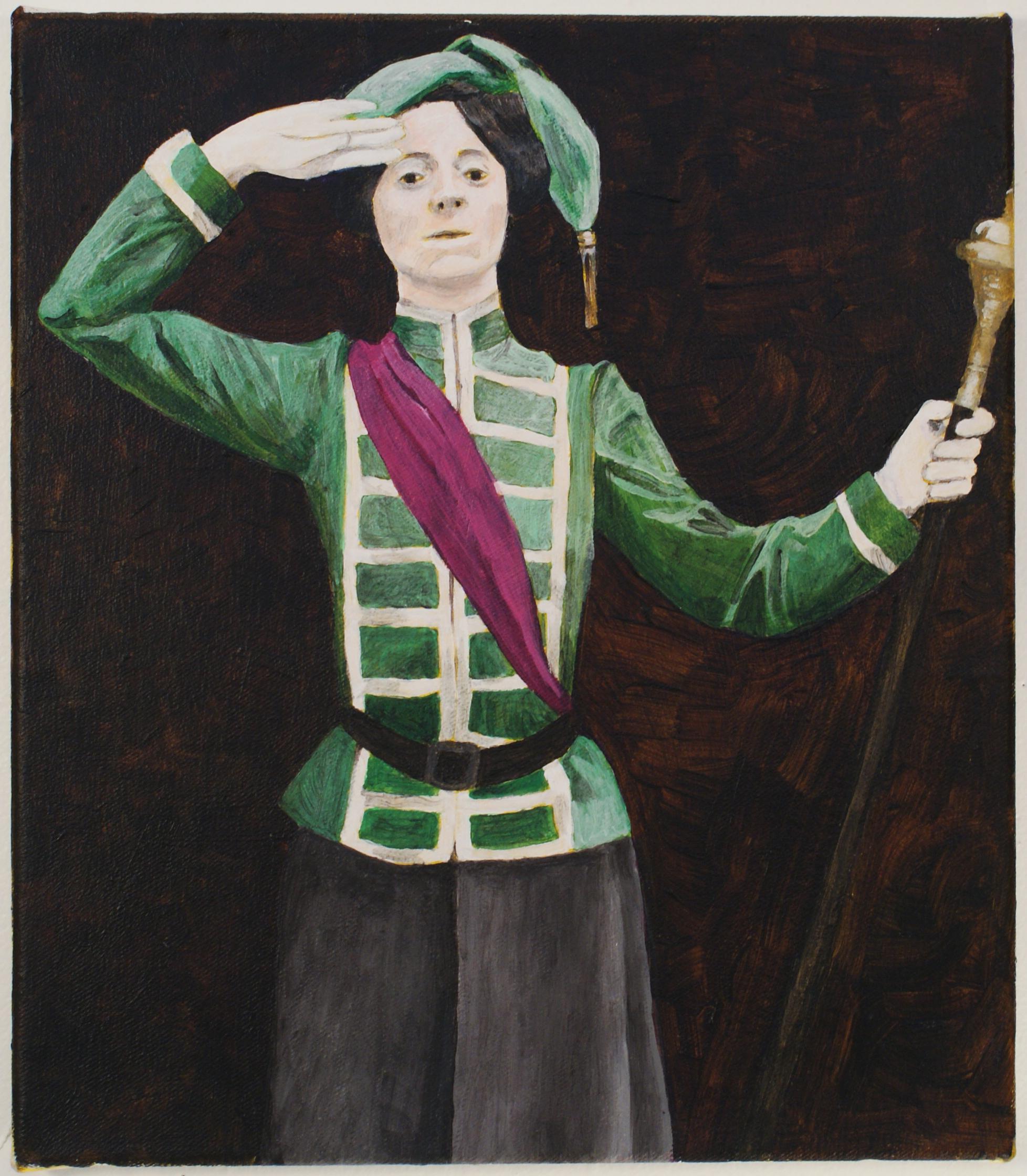 suffragettes ~ 1903 – 1914